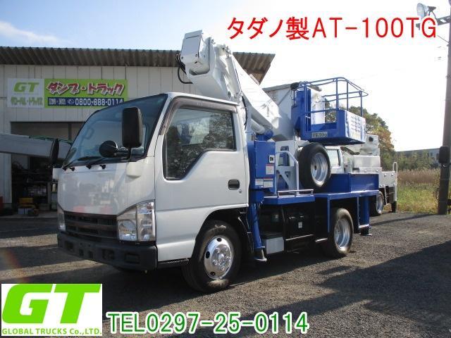 いすゞ タダノ 10m 高所作業車 AT00TG