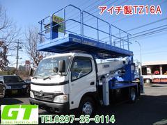 デュトロアイチ 16メートル 高所作業車 TZ16A