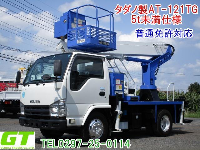 いすゞ タダノ AT121TG 12m 高所作業車 普通免許対応