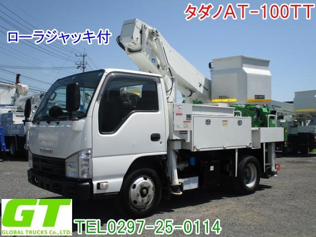 いすゞ タダノ 10m 高所作業車 AT100TT