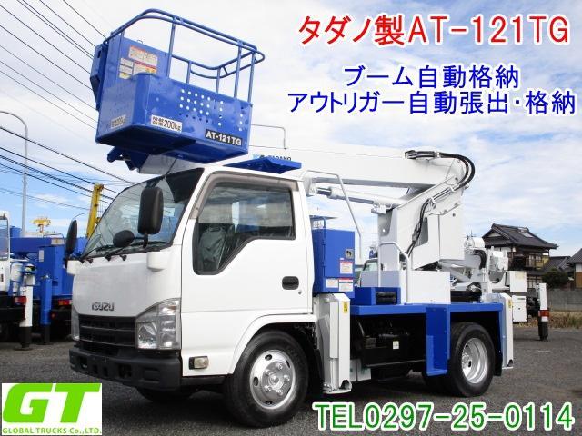 いすゞ タダノ 12m 高所作業車 AT121TG