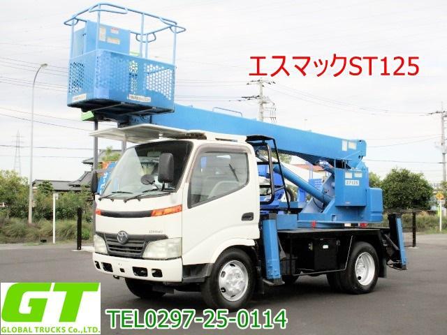 12m 高所作業車 エスマック ST125