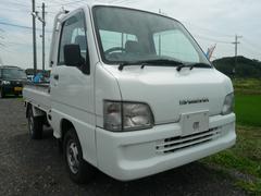サンバートラックTB  三方開 4WD タイベル交換済