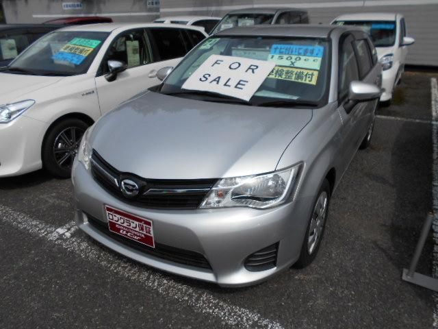 トヨタ X ビジネス メモリーナビ