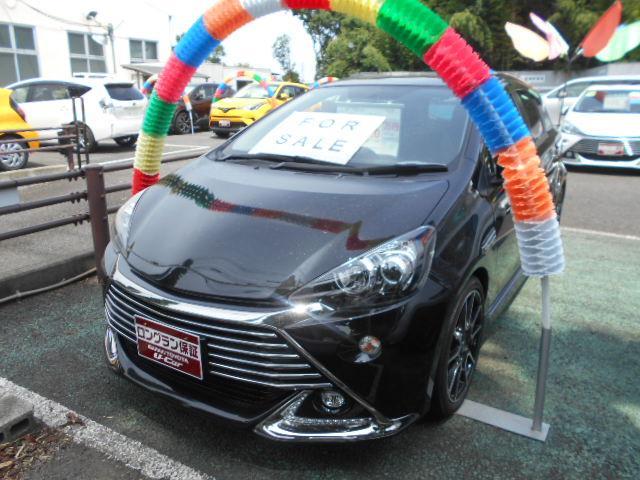 トヨタ G'S CD ABS メモリーナビ 純正アルミバックモニター