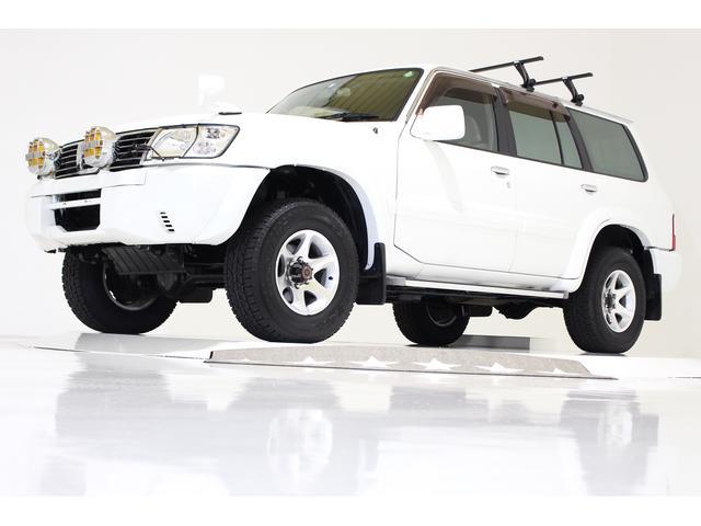 日産 グランロード 4WD ディーゼルターボ車 5速マニュアル車