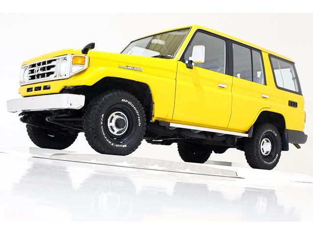 トヨタ LX 4WD ナローボディ タイミングベルト交換済 後期仕様