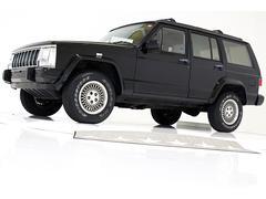 クライスラージープ チェロキーリミテッド 4WD 内装ベージュ 三角窓付 背面レス車 CD