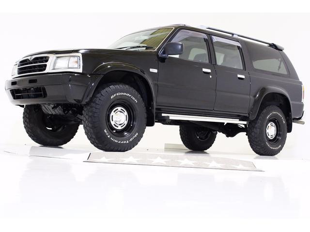 マツダ Sパック 4WD リフトUP 新品タイベル ウォポン交換済