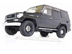 ランドクルーザープラドEXワイド 4WD タイベル交換済 HDDナビ サンルーフ付