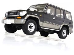 ランドクルーザープラドSXワイドリミテッド 4WD 屋内保管車輌 ワンオーナー車