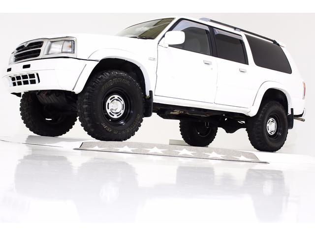 マツダ Sパック 4WD リフトUP サンルーフ ナビ TV ETC