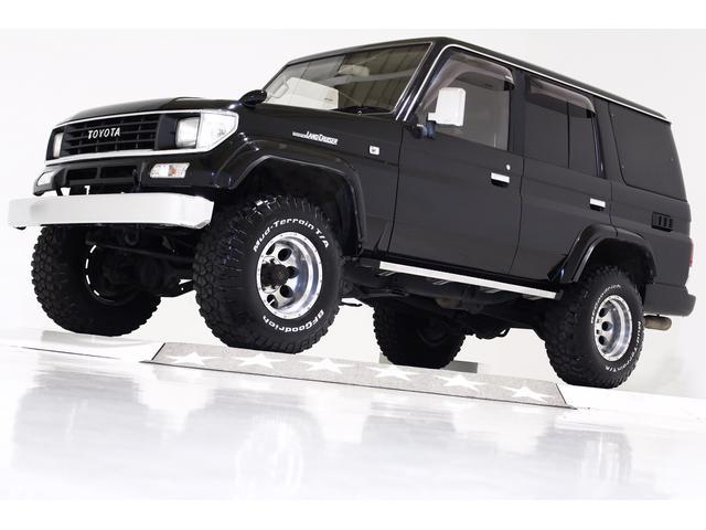 トヨタ EXワイド 4WD リフトUP 新タイベル交換済 サンルーフ
