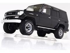 ランドクルーザープラドEXワイド 4WD リフトUP 新タイベル交換済 サンルーフ