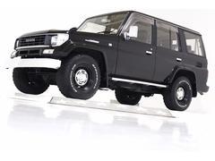 ランドクルーザープラドSXワイド 4WD タイベル交換済 寒冷地仕様 ナビ HID