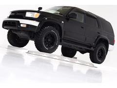 ハイラックスサーフSSR−X 4WD リフトUP サンルーフ 黒シートカバー