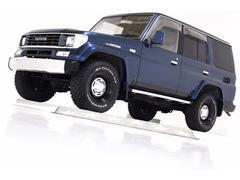 ランドクルーザープラドEXワイド 4WD タイベル済み リアデフロック付 16AW
