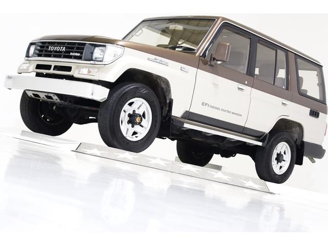トヨタ EX5 4WD 噴射ポンプ修理済 Tベル済 リアデフロック付