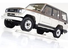 ランドクルーザープラドEX5 4WD 噴射ポンプ修理済 Tベル済 リアデフロック付