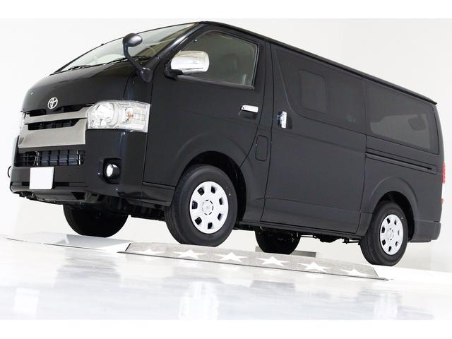 トヨタ スーパーGL ダークプライム 登録済未使用車 軽油 ターボ車