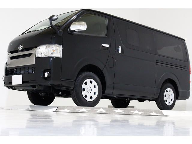 トヨタ スーパーGLダークプライム4WD 登済未車 アドブルー対応前