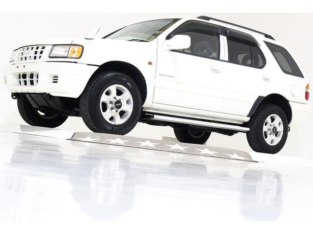 いすゞ タイプX 4WD 5速MT ディーゼルターボ 新品タイベル済