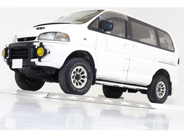 三菱 エクシードI 4WD ディーゼル 5MT 4ナンバー登録可能