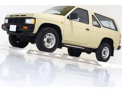 テラノ4WD US仕様 2ドア車 4ナンバー5人乗り ディーゼル車