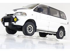 デリカスペースギアエクシードI 4WD ディーゼル 5MT 4ナンバー登録可能