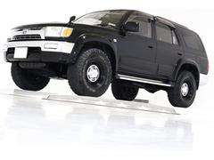 ハイラックスサーフSSR−X ワイド 4WD サンルーフ 前後クロームバンパー