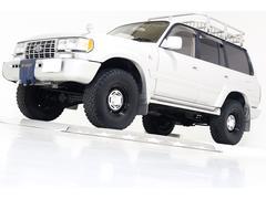 ランドクルーザー80VXリミテッド 4WD ナビ フルセグTV MUD16AW