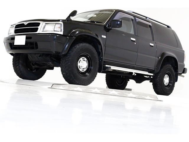 マツダ Sパック 4WD リフトUP ウッドステアリング ナビ TV