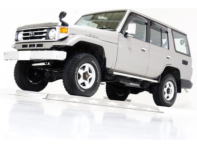 トヨタ LX 4WD リフトUP ナローボディ 新品タイベル交換済