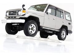 ランドクルーザー70LX 4WD リフトUP ナローボディ 新品タイベル交換済