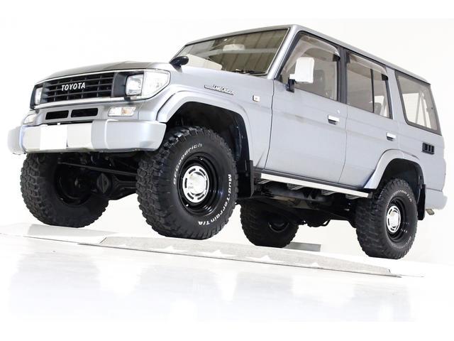 トヨタ SXワイド4WD リフトUP タイベル交換済 MUD16AW