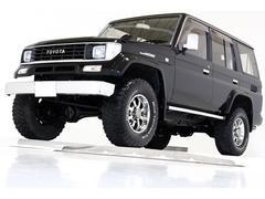 ランドクルーザープラドSXワイド4WD リフトUP タイベル交換済 MKW16AW