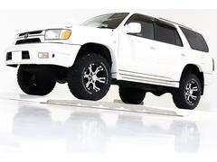 ハイラックスサーフSSR−X ホワイトプレミアム 4WD リフトUP ナビTV