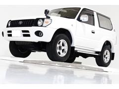 ランドクルーザープラドRX 4WD ディーゼルターボ 5速MT タイベル交換済