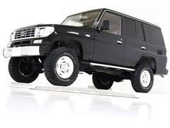 ランドクルーザープラドEX 4WD リフトUP ナローボディ タイベル済 5速MT