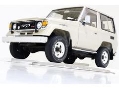 ランドクルーザー70SX5 4WD 噴射ポンプ&エアコン修理済 新タイベル交換済