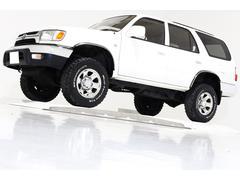ハイラックスサーフSSR−X 4WD ナローボディ リフトUP レザー調シート