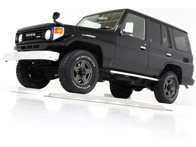トヨタ LX 4WD リフトUP ナローボディ タイベル交換済 ナビ