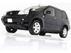 エクストレイルS 4WD ワイドムーンルーフ HDDナビ Mサーバ ETC