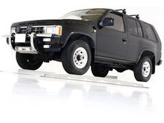 テラノV6−3000 R3M 4WD タイベル交換済 レザ調シート