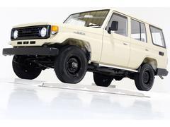 ランドクルーザー70STD 4WD フリーハブ LEDテール イカリングライト