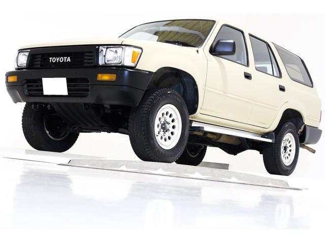 トヨタ SR 4WD タイミングベルト交換済 4ナンバー5人乗り登録