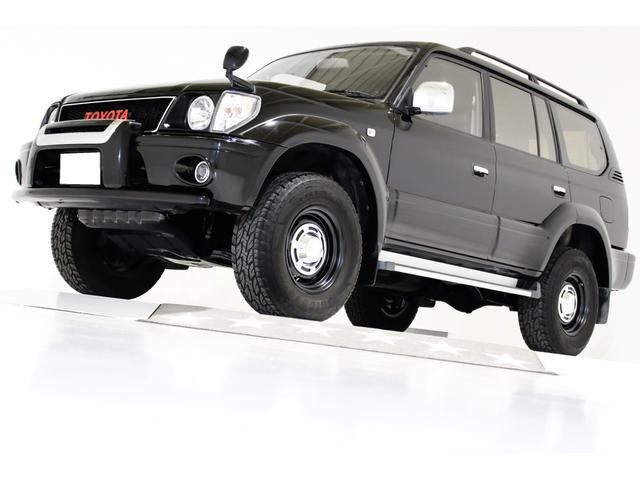 トヨタ TXリミテッド4WD ナビ LEDテール 背面ハードカバー