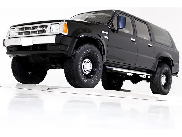 マツダ 4WD リフトUP 16AW リアクロームステップバンパー