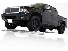 ダッジ ダコタクアッドキャブ 4WD 新車並行 ベンコラ ハードトノカバー
