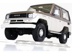 ランドクルーザープラドSX 4WD 5速MT タイベル交換済 ヴィンテージ16AW